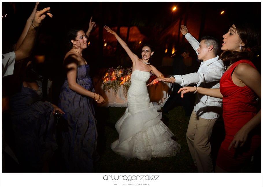 fiesta masaje experiencia de novia