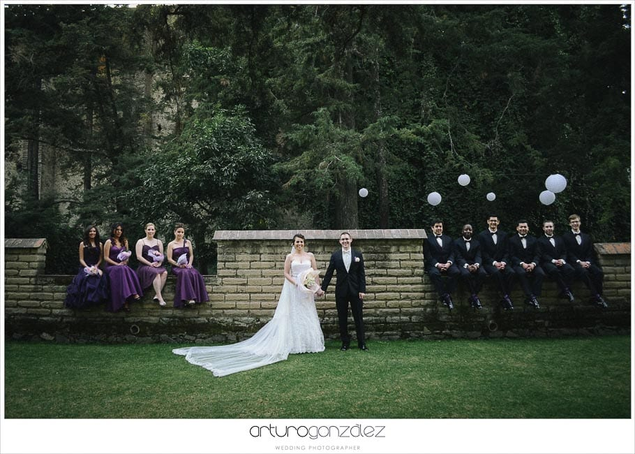 26-bridal-party-portrait-mexico-wedding-photography
